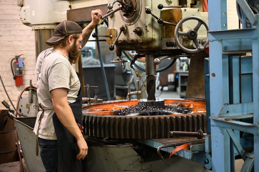 drill machine shop
