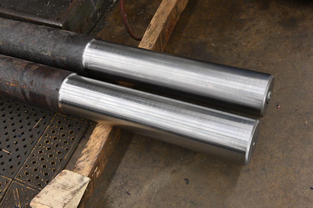 machined tubes