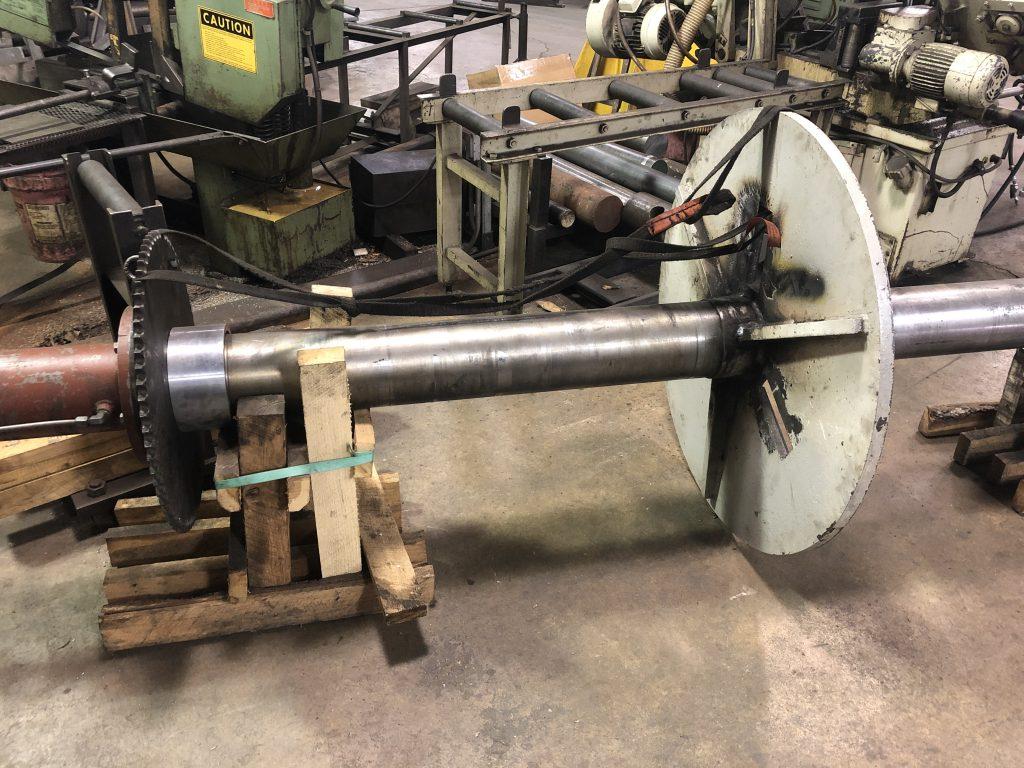 metal repair and fabrication